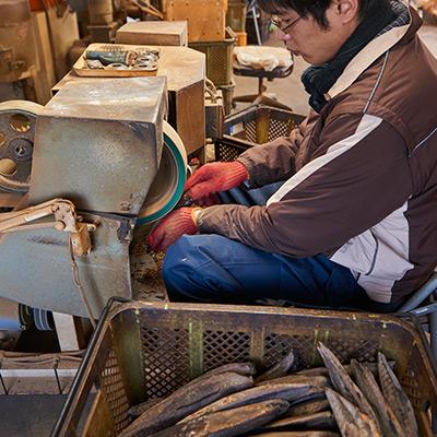 指宿鰹節の製造工程 | 指宿鰹節